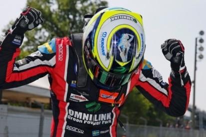 Eriksson klopt Norris na spannend gevecht in eerste race Pau