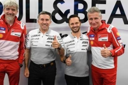 Aspar Team ook komend seizoen op Ducati-motoren
