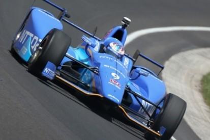 Alonso knap vijfde in Indy 500-kwalificatie, Dixon op pole