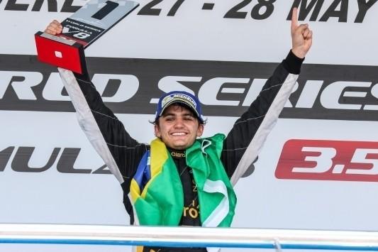 Nissany en Fittipaldi winnen op Jerez, Binder blijft leider