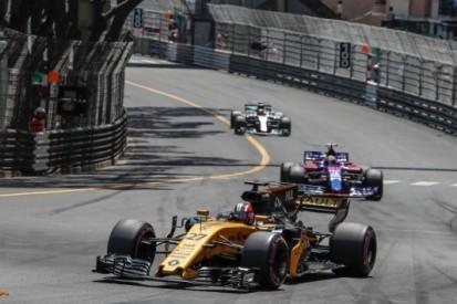 Renault gokt en verliest met versnellingsbak Hülkenberg