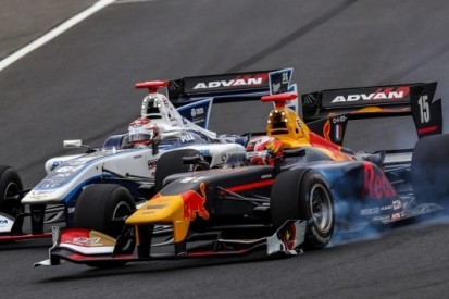 Gasly haalt één puntje in tweede Super Formula-weekend