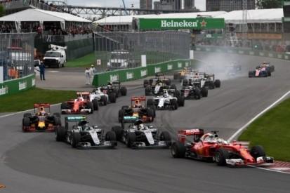 Achtergrond: vijftigste verjaardag van Canadese Grand Prix