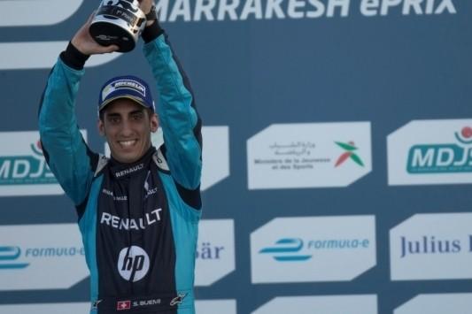 Renault verlengt contracten met Buemi en Prost tot 2019