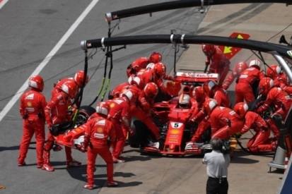 Vettel na inhaalrace opnieuw Driver of the Day