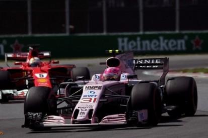 """Wrijving bij Force India: """"Had het podium kunnen halen"""""""