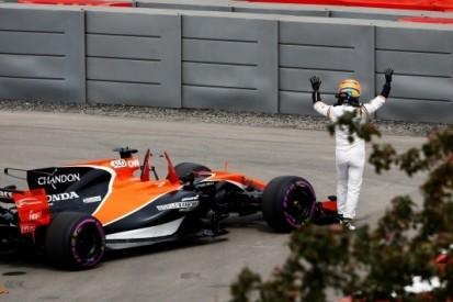 """Watson: """"Opties van Alonso voor 2018 beperkt"""""""