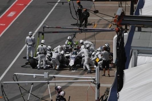 Williams laat snelste pitstop van 2017 noteren in Canada