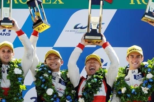 """Tung de held van Le Mans: """"Gigantische impact in China"""""""