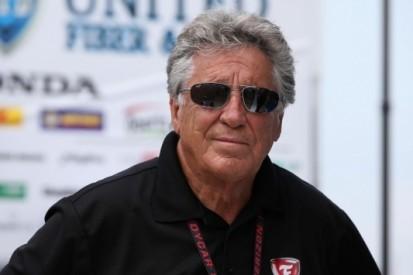 "Mario Andretti: ""Talent Max exceptioneel; haasten onnodig"""