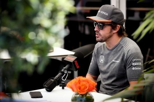 Alonso spil op rijdersmarkt: geschiedenis herhaalt zich