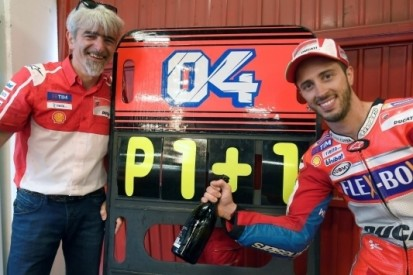 """Dovizioso relaxed naar TT: """"Aan kampioenschap denk ik niet"""""""