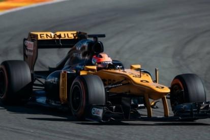Renault ontkracht geruchten over vrije training Kubica
