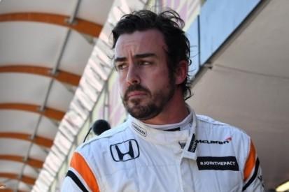 "Webber: ""Bespottelijk dat Alonso in achterhoede rijdt"""