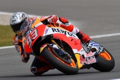 Marquez gaat voor achtste zege op rij op Sachsenring