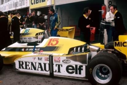 Terug naar 1979: Renault schrijft F1-geschiedenis