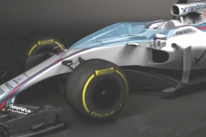 FIA plaatst foto van 'shield', Ferrari test hem als eerste