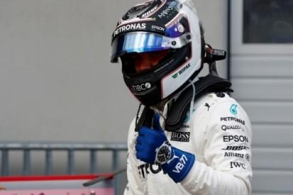 """Tweede pole voor Bottas: """"Doel niets minder dan winnen"""""""