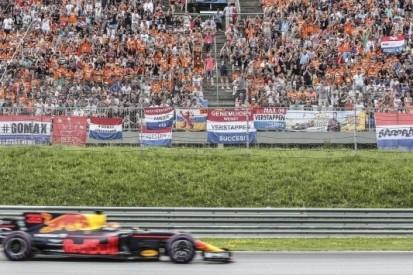 Oranje geeft de Red Bull Ring en GP van Oostenrijk kleur