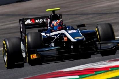 Markelov wint sprintrace Formule 2, Leclerc finisht niet