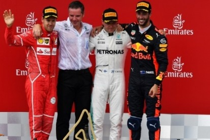Champagne voor Bottas, kater voor oranjefans in Oostenrijk