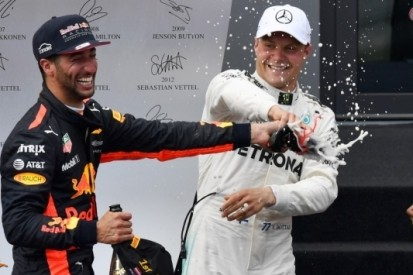 Winnende Bottas verkozen tot Driver of the Day