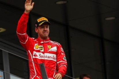 Ferrari legt bal bij Vettel en wil meer van Räikkönen