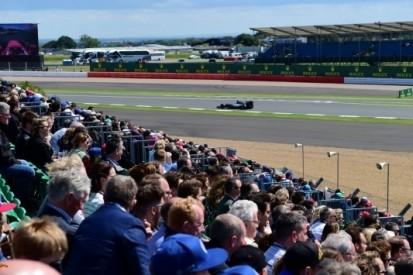 Silverstone licht ontbindingsclausule voor Britse GP