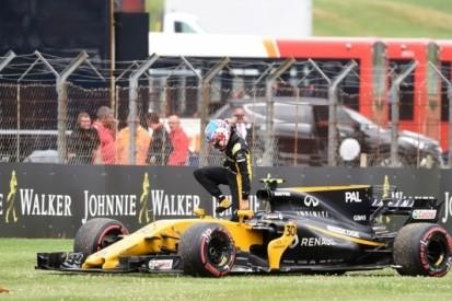 Renault biedt geplaagde Palmer excuses aan