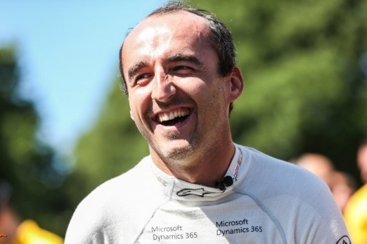 """Abiteboul: """"We blijven Palmer steunen, hij rijdt op Spa"""""""