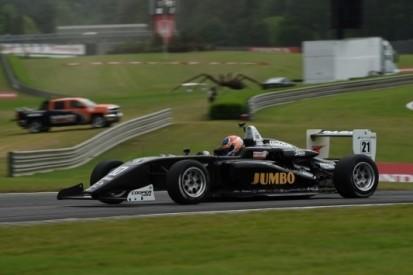Derde plaats voor Van Kalmthout in eerste race Mid-Ohio