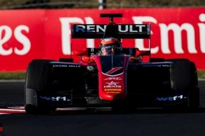 Poleposition voor Aitken in GP3, Schothorst twaalfde