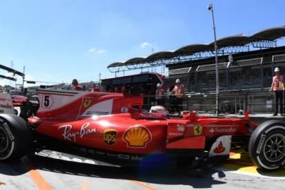 Ferrari razendsnel, problemen voor Ricciardo en Massa