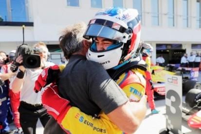Alesi boekt op Hungaroring tweede zege in GP3