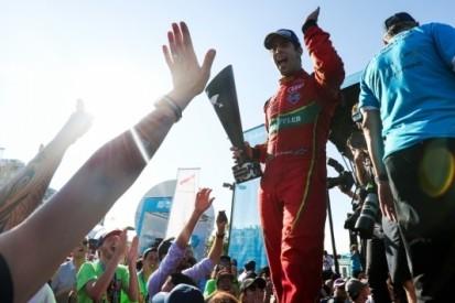 Di Grassi nieuwe FE-wereldkampioen dankzij zevende plek