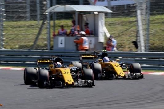 Renault niet blij, maar heeft wel vertrouwen voor Spa