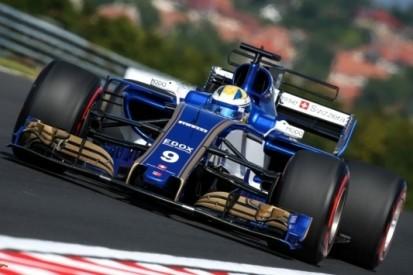 Sauber komt ook met grote upgrade tempo tekort