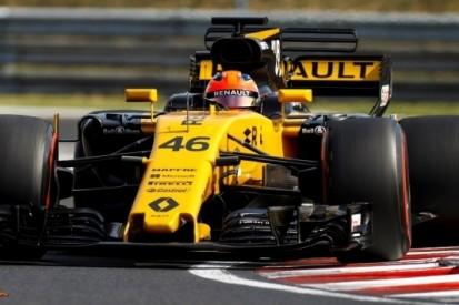 Productieve ochtend voor Kubica op Hungaroring