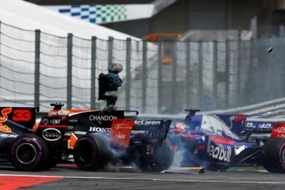 Overzicht: de strafpunten van de Formule 1-coureurs
