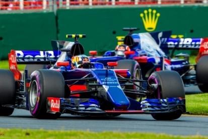 Halfjaarrapport: Toro Rosso, een zeer gemengd gevoel