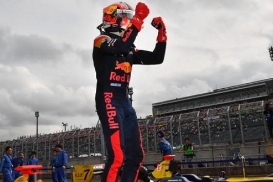 Gasly boekt op Motegi eerste zege in Super Formula