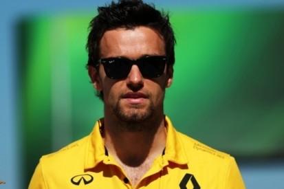 """Palmer racet gewoon op Spa: """"Ben er klaar voor"""""""