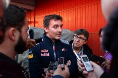 Key verlengt als technisch directeur bij Toro Rosso