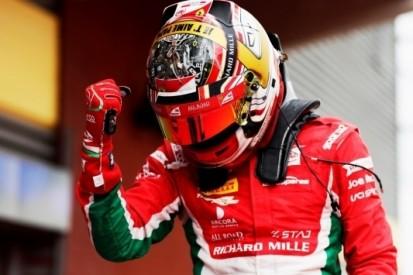 Leclerc laat ook op Spa klasse zien, De Vries zevende