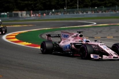 Force India neemt maatregelen en voert teamorders in