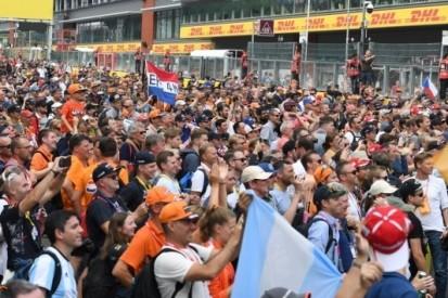 FIA meldt: recordaantal fans bij Belgische Grand Prix