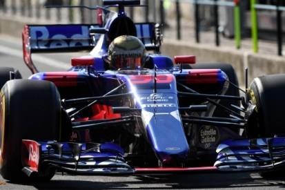 Gelael rijdt vier keer vrije training voor Toro Rosso