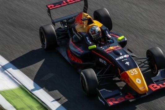 Red Bull-junior Ticktum maakt GP3-debuut bij DAMS