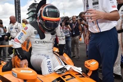 """Rossi: """"Komst Alonso zou geweldig zijn voor IndyCars"""""""