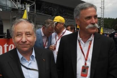 """FIA-president Todt over gridstraffen: """"Open voor suggesties"""""""